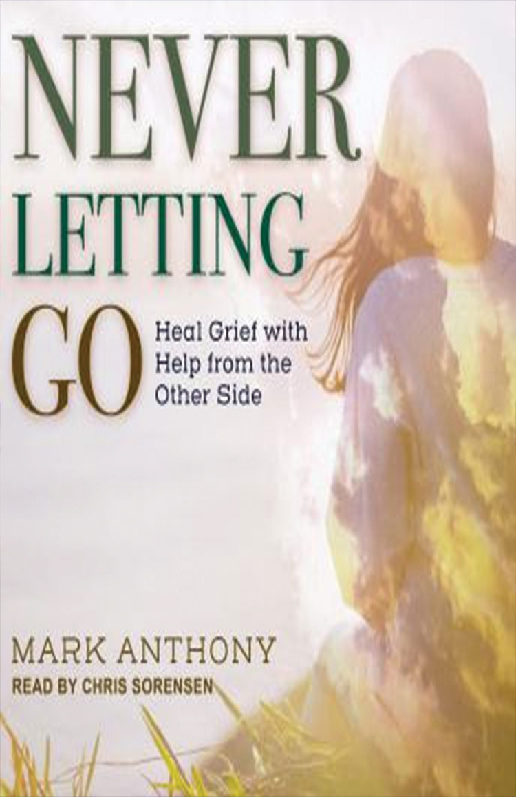 Never Letting Go Audio Version